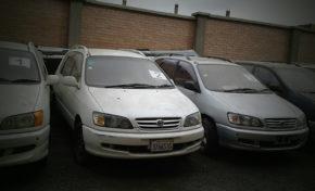 Devuelven a Alcaldía de El Alto 7 coches desaparecidos en la gestión de Edgar Patana