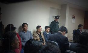 Fiscalía de Chile pide 3 años y 1 día de cárcel para bolivianos detenidos