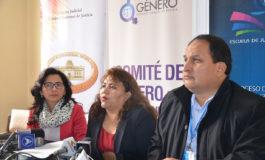Lanzan primer Concurso de Sentencias Judiciales con Perspectiva de Género.