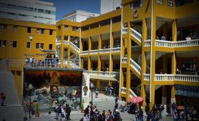 Docente de la UMSA es detenido por extorsión a un estudiante de Derecho