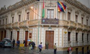 Suspenden elección de Directiva de Asamblea Legislativa de La Paz por estado inconveniente del Presidente y falta de quórum