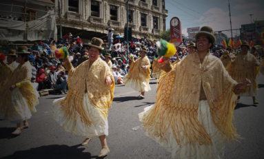 Continúa el proceso para que la festividad del Gran Poder sea declarada como Patrimonio Cultural de la Humanidad