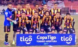 El Tigre derrota a Nacional Potosí y sigue al acecho