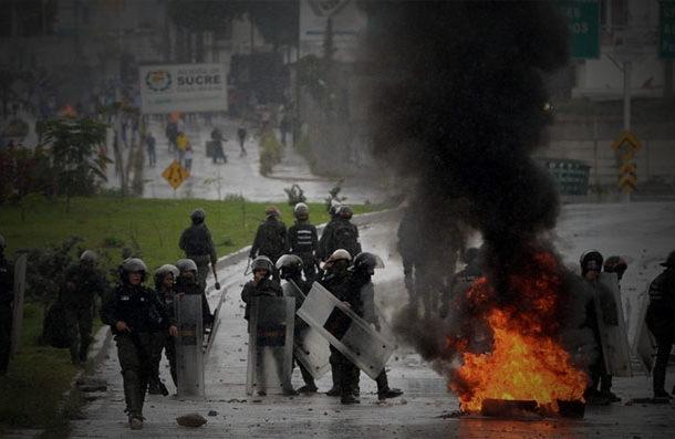 Otros tres muertos en las protestas en Venezuela