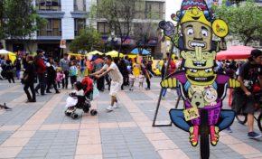 La Feria Dominical de las Culturas se despide de El Prado