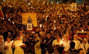 Venezuela rinde homenaje a Neomar Lander, el joven que murió en protesta contra Maduro