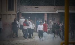 Se reactivan los enfrentamientos en Camiri, a pocas horas de su aniversario