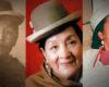 Tres iconos que encarnaron brillantemente a la Chola Paceña