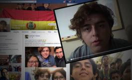 Joven de Cochabamba pide ayuda para un torneo mundial de informática