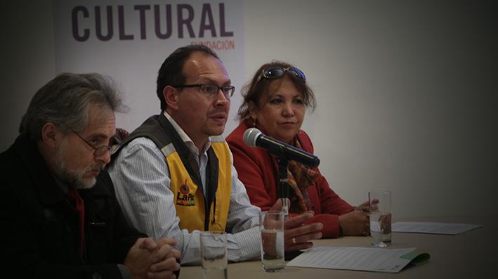 Expertos de tres países participan de las Jornadas sobre Pintura Mural