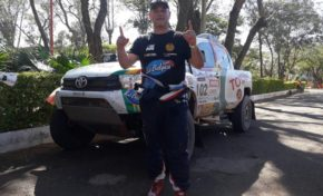 Boliviano Gutiérrez se impone en el Desafío Guaraní