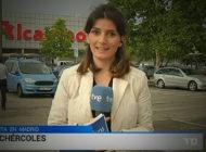 Periodista huye tras cometer un error en despacho en vivo