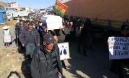 """Fiscalía informa que impacto de una """"canica"""" le quitó la vida a una persona en Colomi, Cochabamba"""