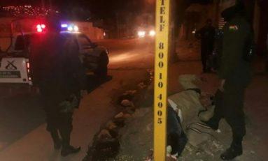Balacera deja un muerto y un herido en Cochabamba