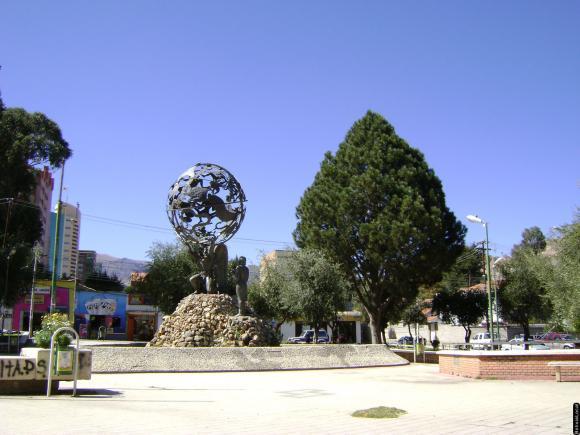 La plaza Humboldt estrena wifi gratuito