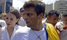 En Venezuela: Leopoldo López sale de prisión y pasa a estar bajo arresto domiciliario