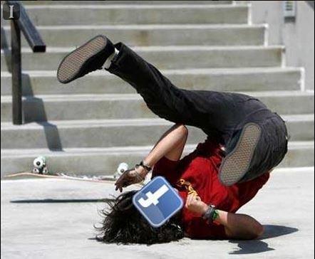 """Facebook """"se ha estido"""", usuarios bolivianos reportan problemas"""