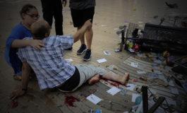 Atentado en Barcelona: Una furgoneta arrolla a varias personas en la Rambla y provoca 13 muertos