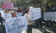 Familiares piden justicia para Barby Urzagaste, la tercera víctima del incendio en Tarija