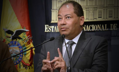 Carlos Romero se rehúsa a entregar lista de policías que participaron en Eurochronos