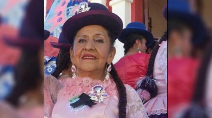 Carmen Pilar, la mujer que era velada viva hace 5 días, falleció