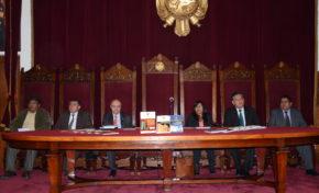 Tribunal de Justicia presentó un protocolo de medidas cautelares para jueces