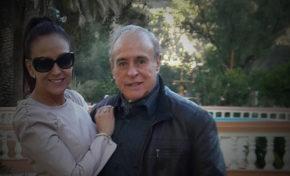 David Santalla se enamoró de Sandra Saavedra