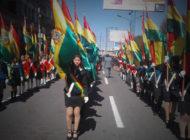 Escolares de seis macrodistritos desfilaran en homenaje a la bandera; habrá cierre de vías