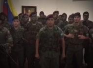 """Un líder chavista denunció un ataque """"terrorista"""" a una base militar"""