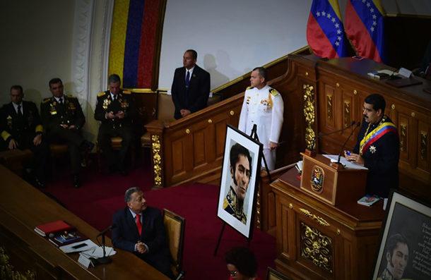 Asamblea Constituyente de Venezuela asume competencias de la Asamblea Nacional