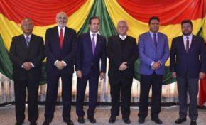 Líderes de la oposición convocan a los bolivianos a rechazar elecciones judiciales