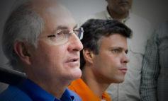 Gobierno de Venezuela volvió a detener a Leopoldo López y Antonio Ledezma