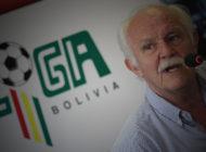 Peredo renuncia a la presidencia de la FBF