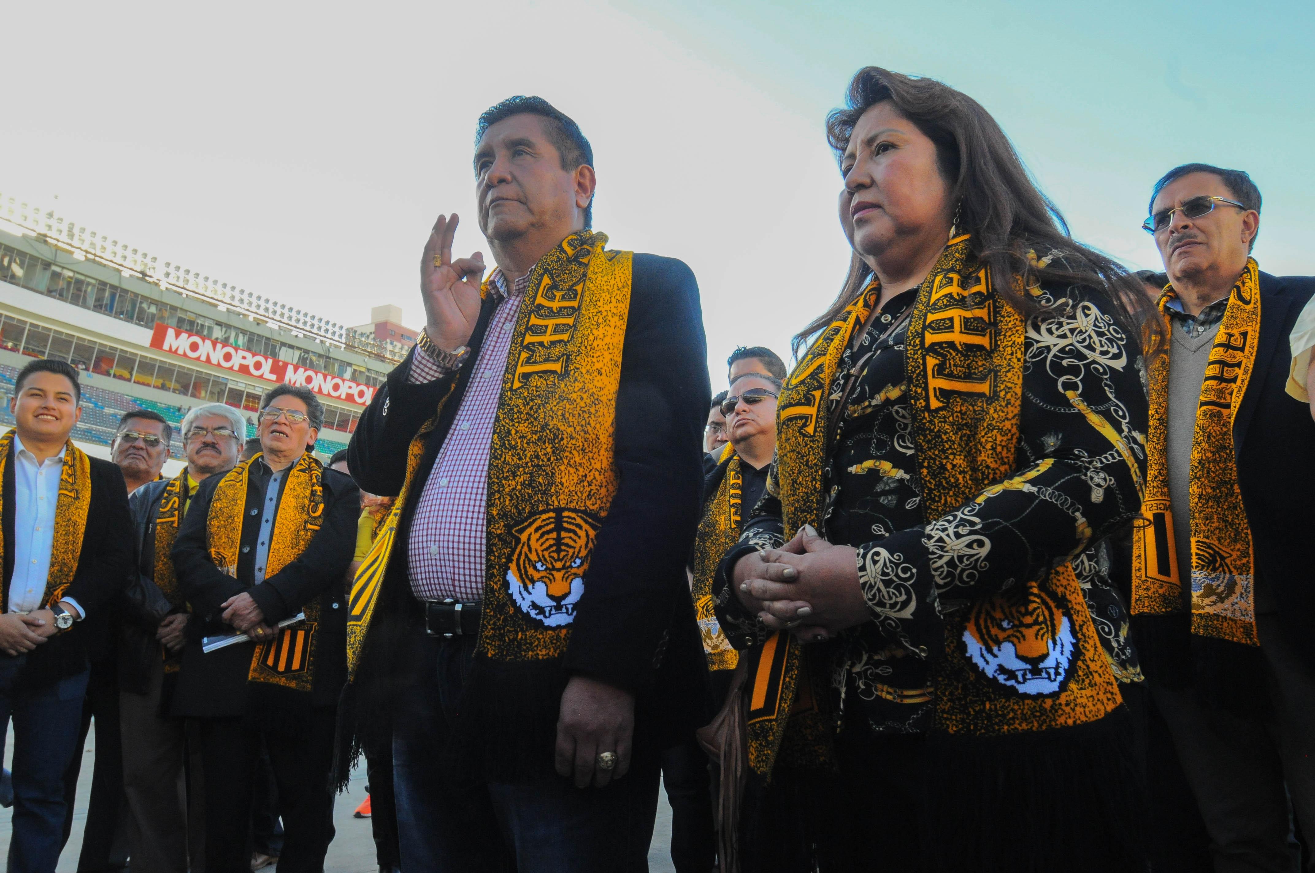 Salinas se perfila a la presidencia tras inhabilitación de Loayza y Negrete