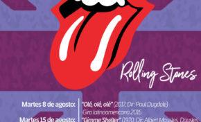 El Cine 6 de Agosto celebra 55 años de los Rolling Stones