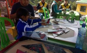 Museo itinerante llevará arte a tres comunidades de Zongo