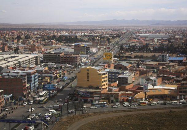 Perdonazo tributario entrará en vigencia desde el 2 de octubre para El Alto