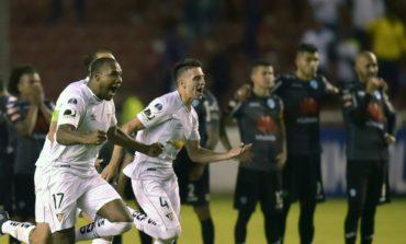Bolívar falla en los penales y queda eliminado de la Copa Sudamericana
