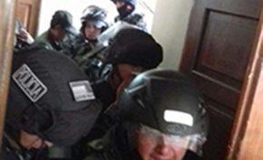 Policía interviene sede de fabriles de La Paz