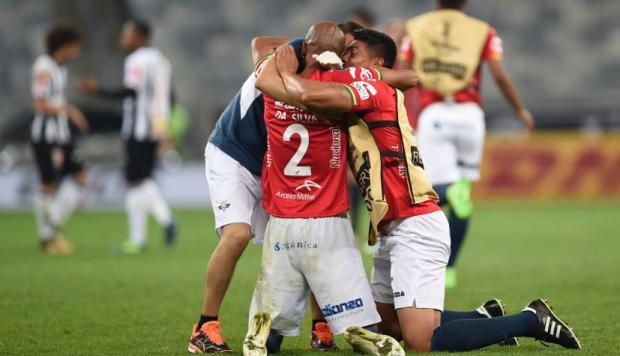 Wilstermann elimina a Atlético Mineiro y hace historia