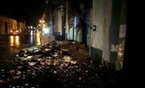 ¡Terremoto en México!