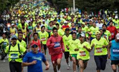 Alcaldía y CAF lanzan la carrera La Paz 3600 10 K, que está dedicada al medioambiente