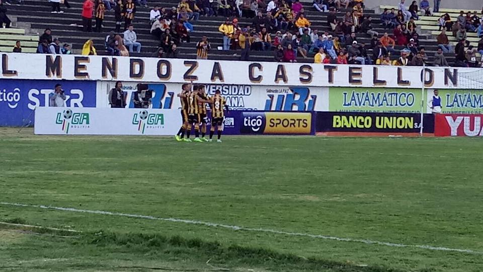 El Tigre golea a Guabirá y va al acecho del líder