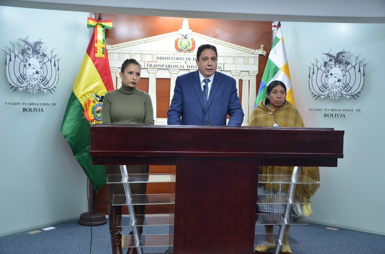 Arce pide al Ministerio Público extremar esfuerzos en la investigación del caso Tomasita