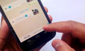 App para WhastsApp que te transcribe los audios