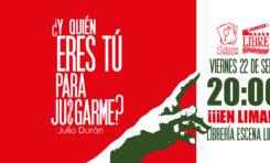 La editorial boliviana Sobras Selectas se presentará en Lima