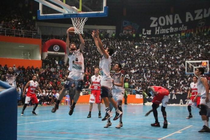 Pichincha y Calero igualan en la serie final de la Libobasquet