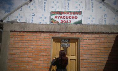 En Oruro: Un invernadero convertido en una herramienta educativa