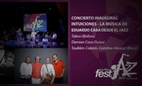 El 30 Festijazz se inicia con un homenaje a Eduardo Caba