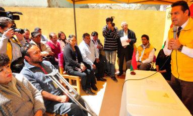 """Revilla inaugura """"Centro Terapéutico Municipal"""" para personas víctimas de violencia"""